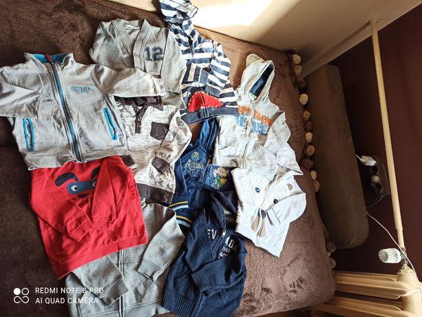 Bluzy chłopięce :)