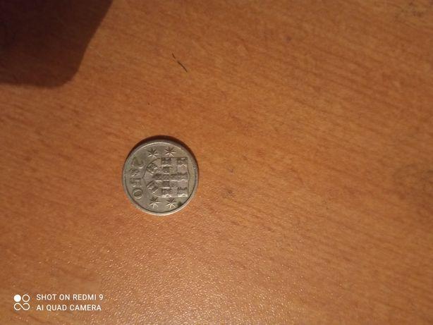 Vendo 1 moeda de 2,50 escudos