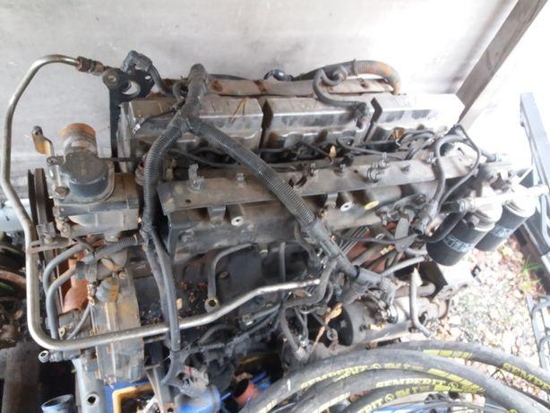 Silnik MAN L2000 F2000 o mocy 280KM uszkodzony skrzynia