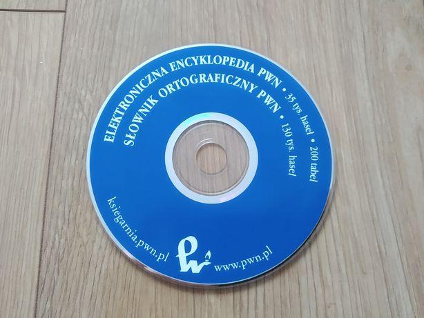 19. Słownik ortograficzny PWN płyta CD CD-ROM polecam!
