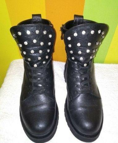 Ботинки зимние женские (размер 36-37)