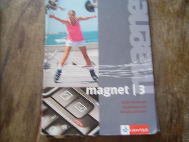Język niemiecki Magnet cz 1,3 - LektorKlett