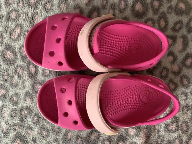 Оригинальные босоножки Crocs