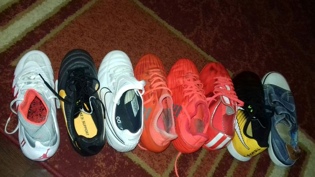 Бутсы,Бутцы,Футзалки,Сороконожки обувь для футбола