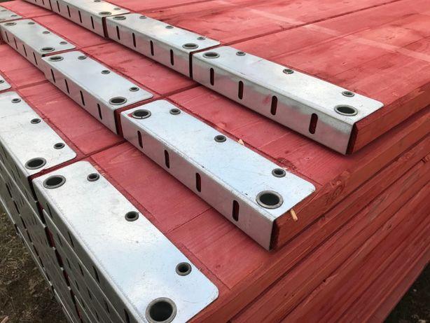 PROMOCJA 384 m2 Rusztowanie typ PLETTAC rusztowania fasadowe