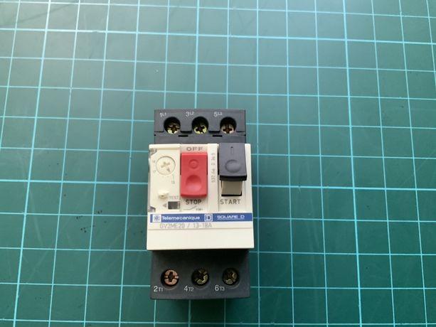 Автоматический выключатель Telemecanique GV2ME\13-18A