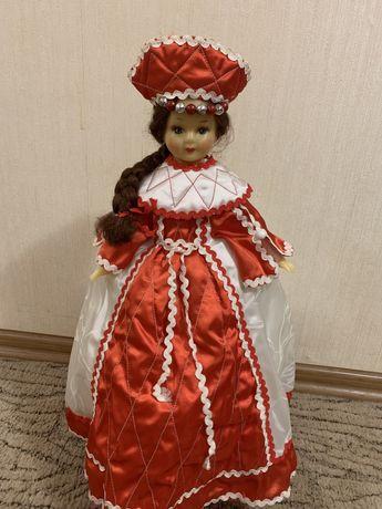 Кукла на самовар  ссср бронь