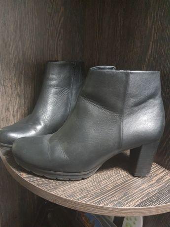 Кожаные демисезонные ботинки Gabor, р. 41