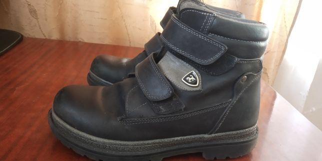 Демосезонные ортопедические ботинки