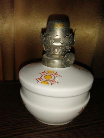 Керосиновая минилампа из керамики