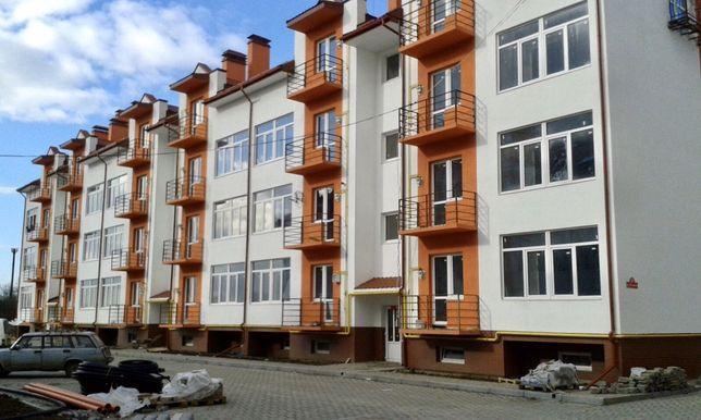 Дворівнева квартира в новобудові в ЖК Озерний край