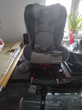 Fotelik samochodowy Boxer 9-18 kg
