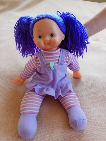 Немецкая мягкая кукла