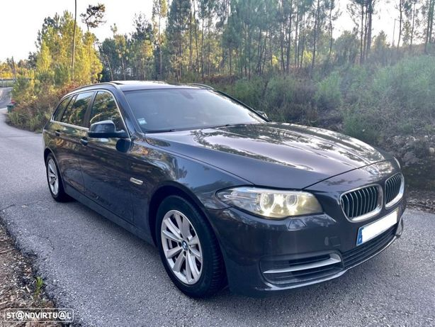 BMW 518 d Line Luxury Auto