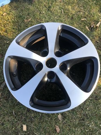 Komplet kola alu felgi Borbet 5x120x72.5 BMW, Opel