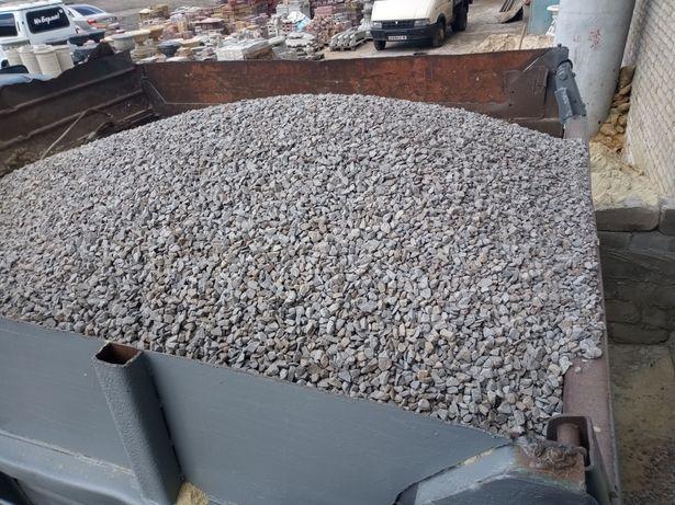 Щебень ЗИЛ 3,4,5,6 тонн