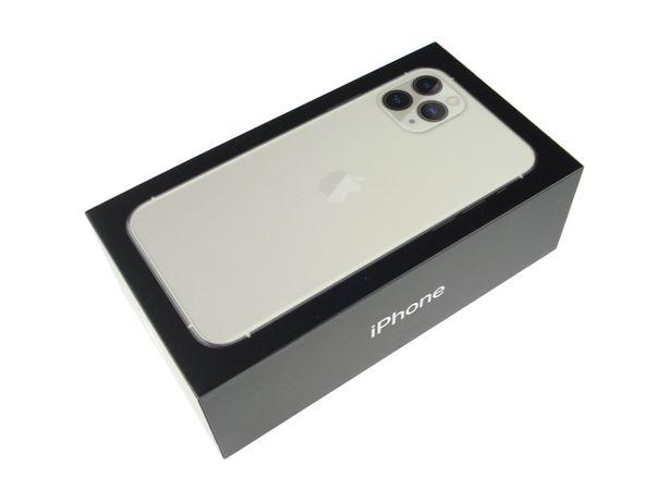 PL DYST 100% NOWY IPHONE 11 PRO 64GB Silver Zielona Góra #3499zł#