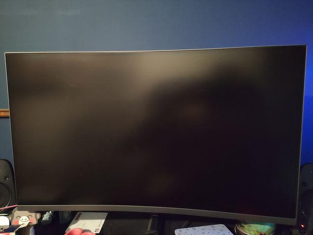 "Monitor Samsung 27"" 1440p 144hz GWARANCJA"
