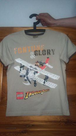 Koszulka dla chłopca Lego Indiana Jones