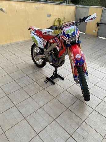 Honda CRF 250 X 2007 - C/ motor de arranque