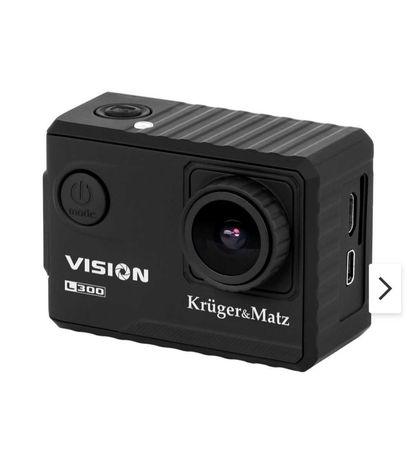 Kamera sportowa Kruger&Matz l300 4K UHD
