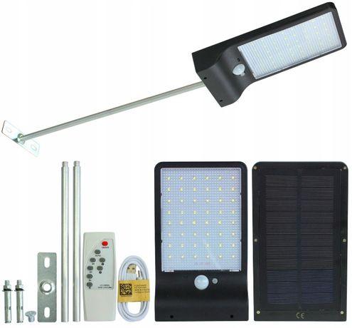 ecyfikacja: Lampa 48 LED SMD 60zl
