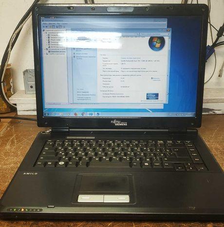 Ноутбук Fujitsu Siemens Amilo Pi 2540