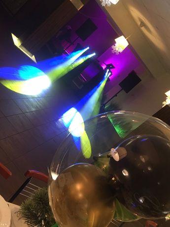 Sprzęt Dj ruchome glowy podstawy sterownik