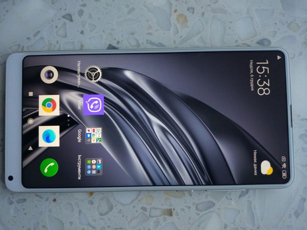Продам смартфон Xiaimi Mi Mix 2S 128G 6G
