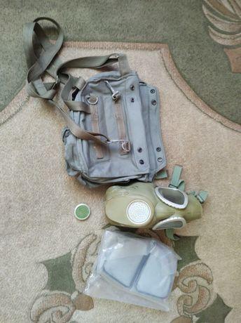 Buldog  maska gazowa przeciwgazowa