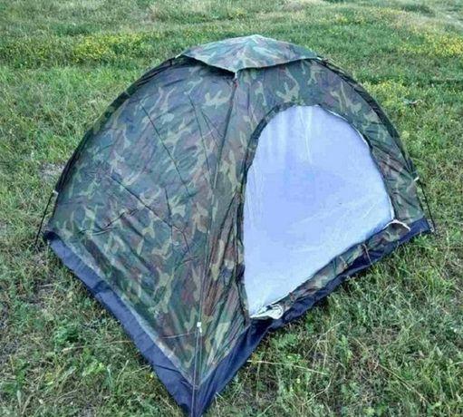 """Палатка туристична """"Хаки"""" 2х1.5х1.1 м"""