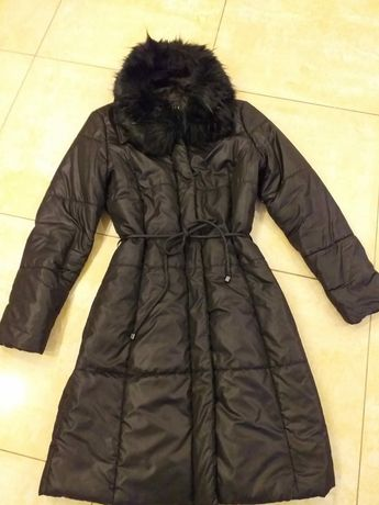 Płaszcz kurtka zimowa Mohito