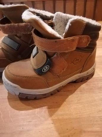 buty zimowe ocieplane 30