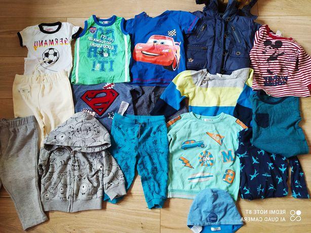 Ubrania chłopięce 68-80