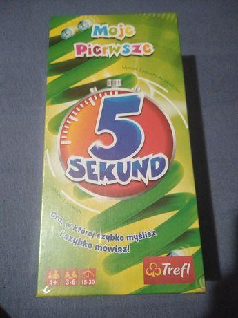 Sprzedam grę planszową 5 Sekund