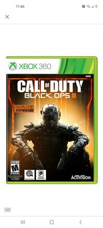 Gra call of duty Black ops 3 na Xbox 360 stan idealny