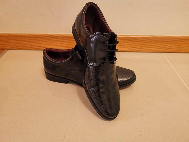 Buty chłopięce wizytowe rozmiar 37 - OTTOMO