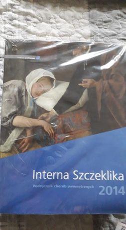 Interna Szczeklika DUŻA 2014, nowa, folia