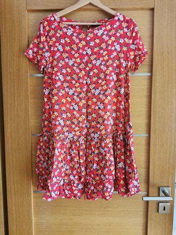 Sukienka w kwiaty 34