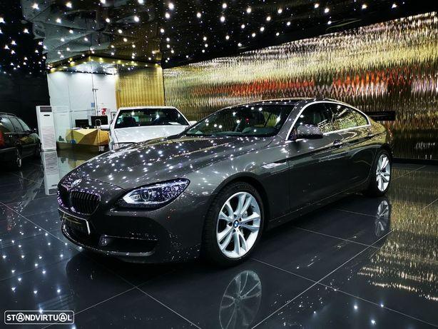 BMW 640 Gran Coupé D Nacional