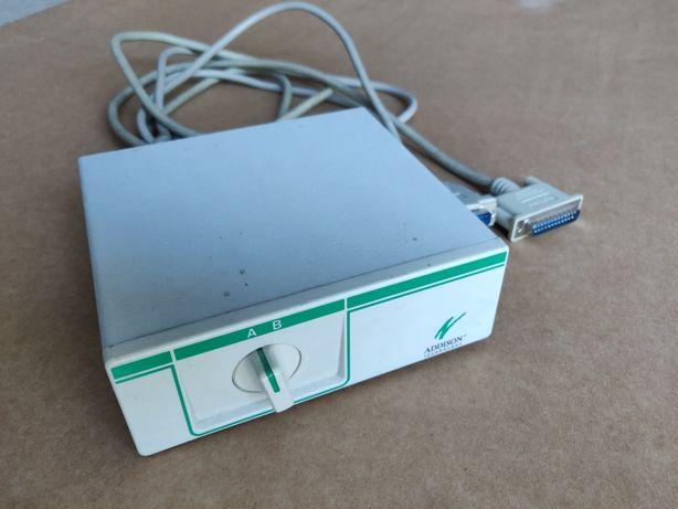 Vendo switch para impressoras LPT1