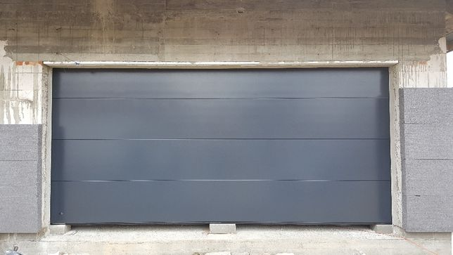 Segmentowa Brama Garażowa Drzwi Garażowe do otworu 2500x2120