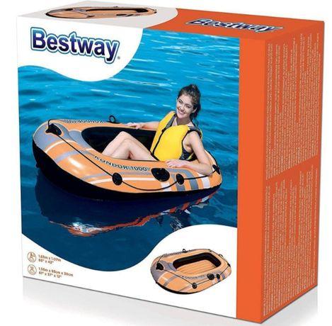 Надувна лодка одномісна, 155* 93 см.