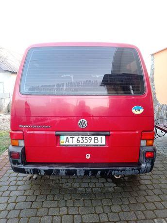 Продам Volkswagen T4(1.9 TDI)
