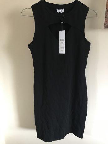Sukienka czarna seksi