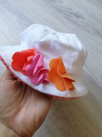 Панамка шляпа шляпка Mayoral H&M Zara next новая 4-6 мес