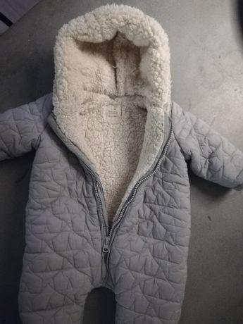 Kombinezon zimowy Zara mini r. 68