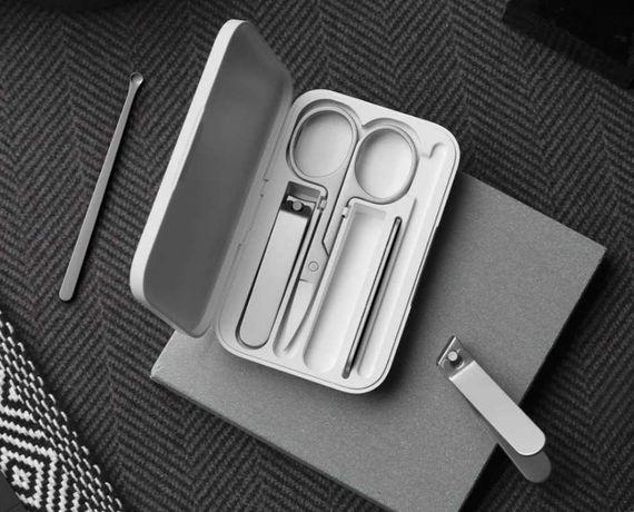 Xiaomi Mi маникюрный набор для ногтей в магнитном футляре (АКЦИЯ)