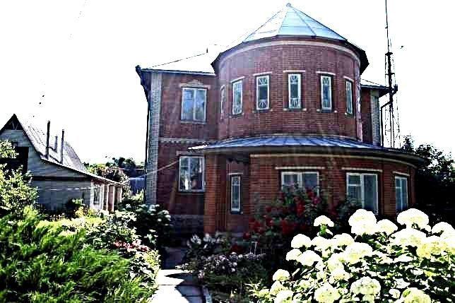 Роскошный эко дом для родового поместья