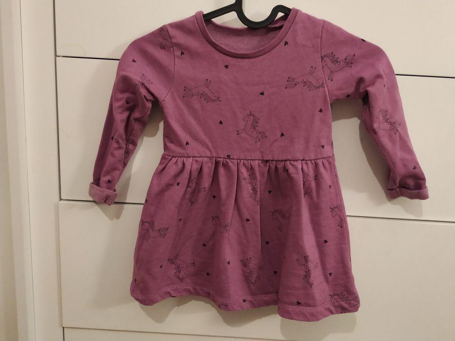 Śliczna sukienka, rozm. 92/98 Syców - image 1
